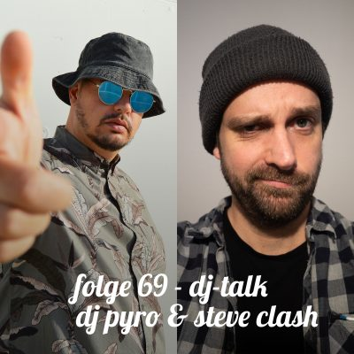 DJ Talk - DJ Pyro (OTB Podcast)